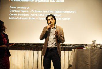 Gianluca Speech