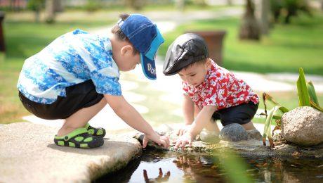 giochi e attività per insegnare ai bambini a mangiare sano