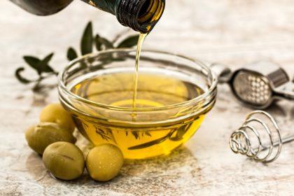 olive oil usage