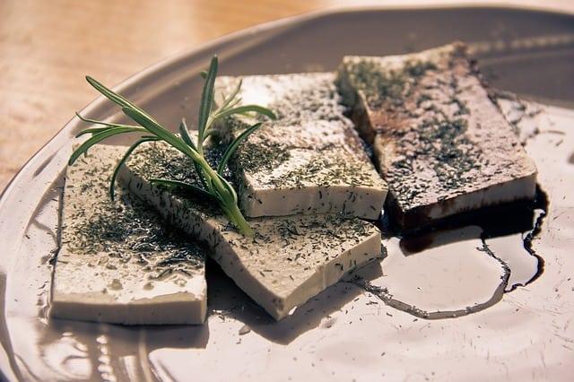 grillad tofu