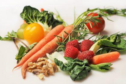 50 nyttiga livsmedel för att gå ner i vikt