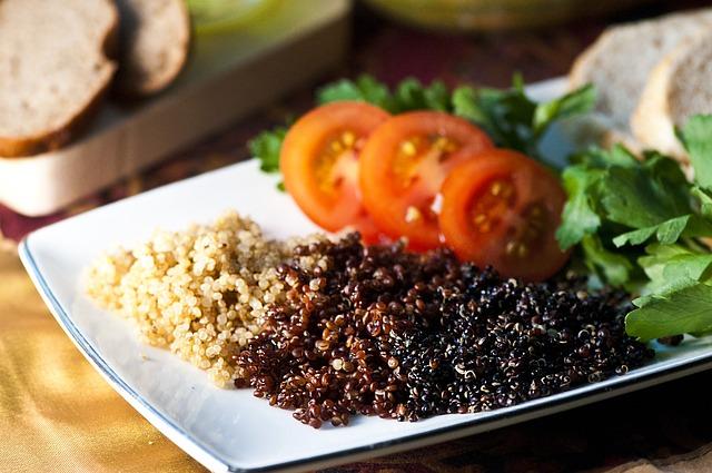 gluten-free quinoa