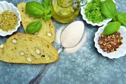 glutenfria spannmål och pseudokorn