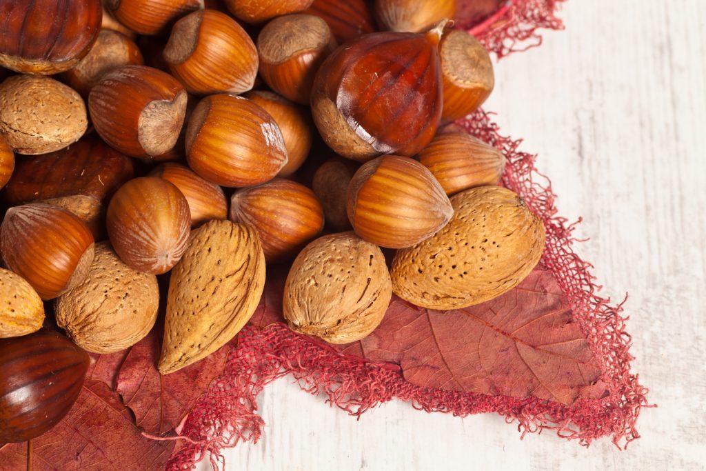 frutta secca anti-colesterolo