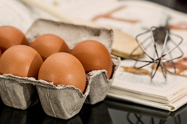 le uova anti-colesterolo