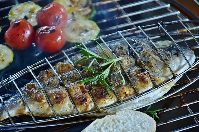 cucinare correttamente il pesce