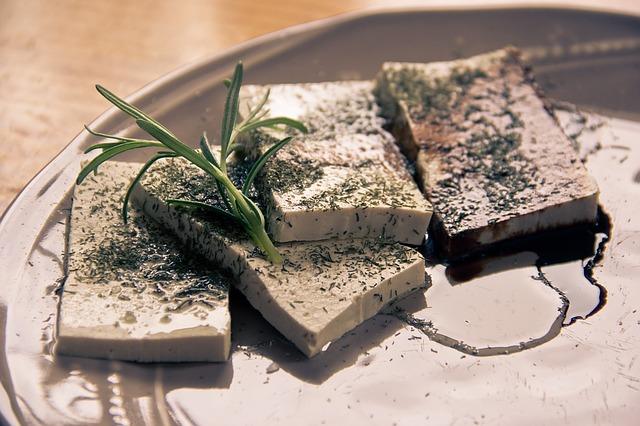 il tofu é fonte di calcio