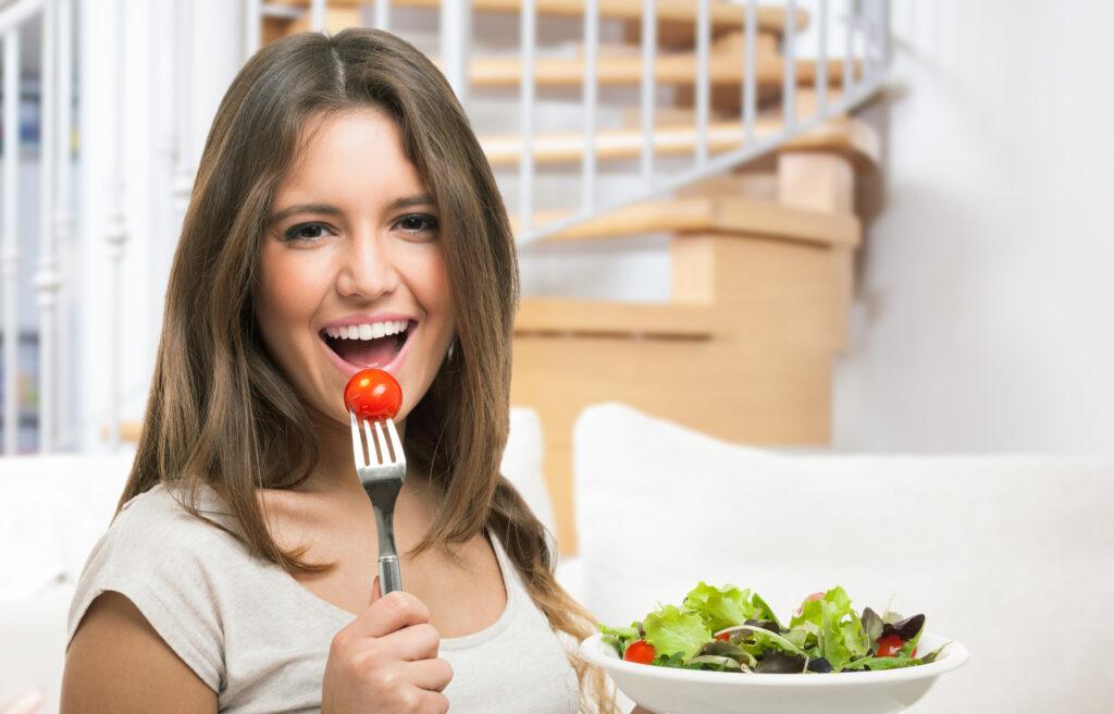 Du får inte i dig ditt dagliga kaloribehov